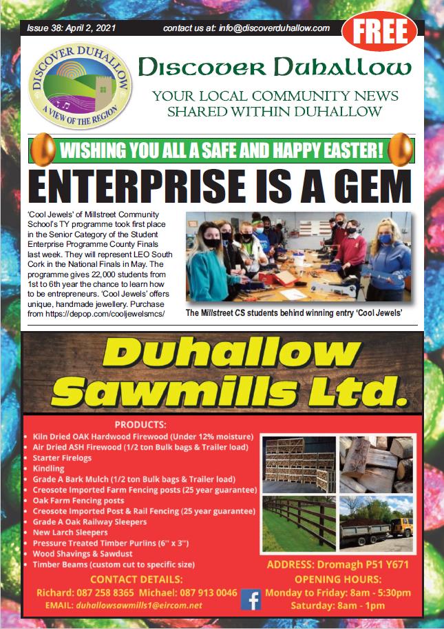 discover duhallow magazine