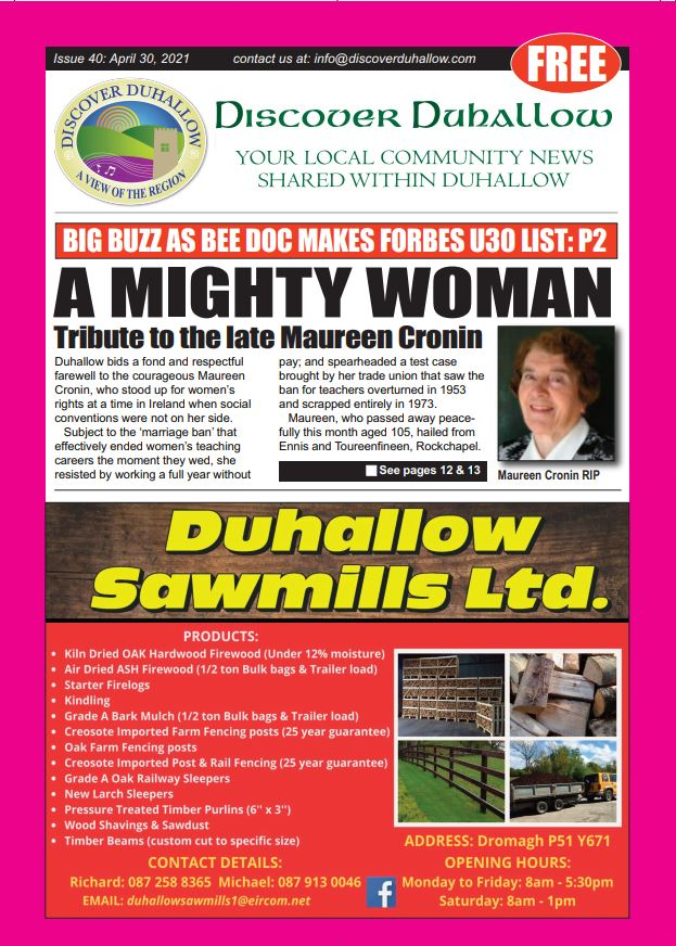 discover duhallow magazine